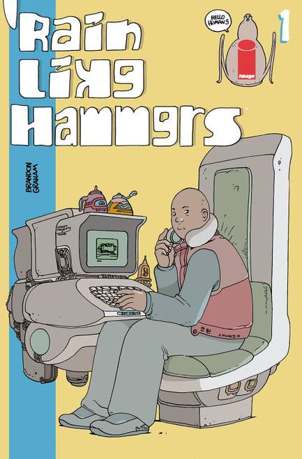 Image Comics Rain Like Hammers #1 Comic Book (Pre-Order ships January)
