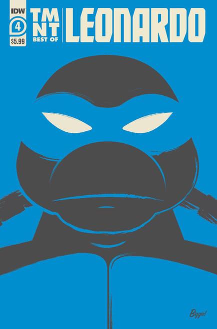IDW Publishing Teenage Mutant Ninja Turtles #1 Best of Leonardo Comic Book