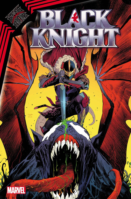 Marvel Comics King in Black Black Knight #1 Comic Book [One Shot] (Pre-Order ships January)