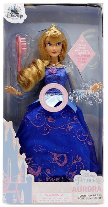 Disney Princess Sleeping Beauty Premium Princess Aurora Exclusive 11.5-Inch Doll [Light-Up Dress]
