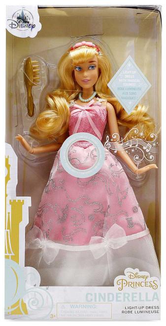 Disney Princess Classic Princess Cinderella Exclusive 11.5-Inch Premium Doll [Light-Up Dress]