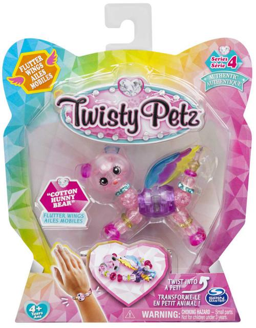 Twisty Petz Series 4 Cotton Hunny Bear Bracelet