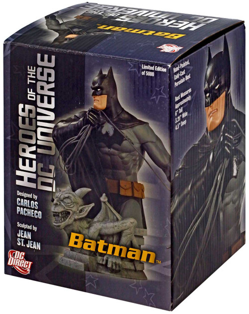 Heroes of the DC Universe Batman Bust