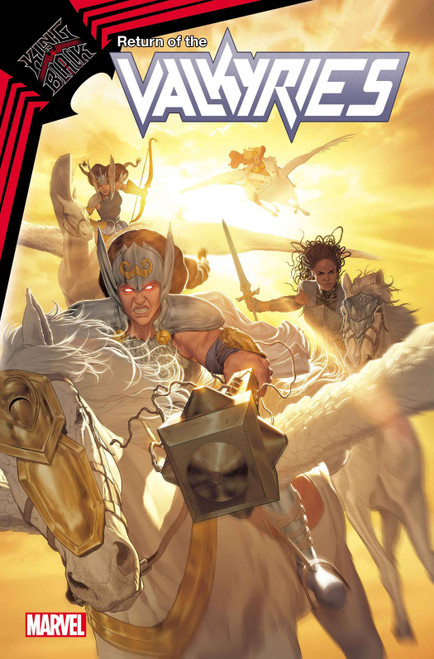 Marvel Comics King in Black Return of the Valkyries #1 of 4 Comic Book (Pre-Order ships January)