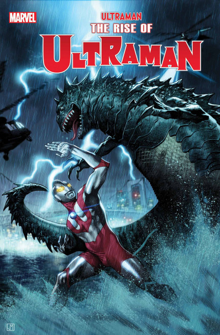 Marvel Comics Rise of Ultraman #5 (Of 5) Comic Book (Pre-Order ships January)
