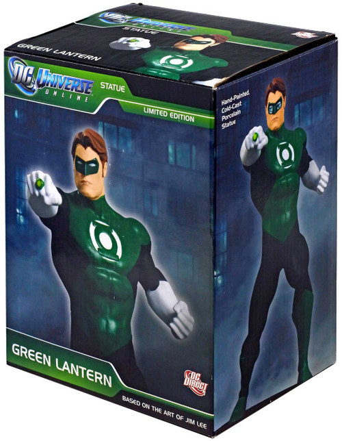 DC Universe Online Green Lantern Statue