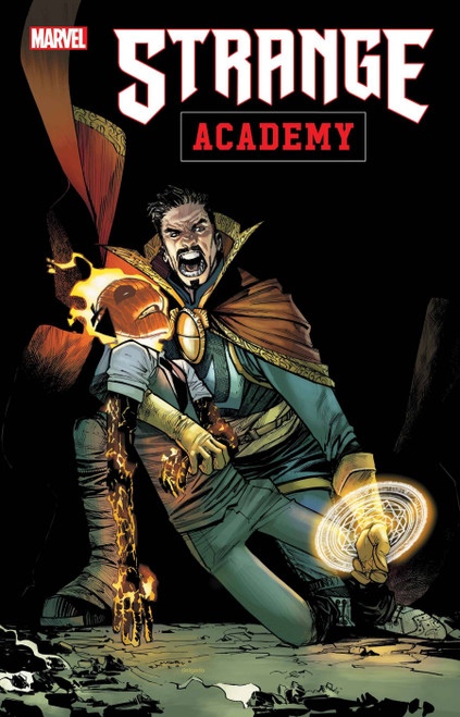 Marvel Comics Strange Academy #7 Comic Book (Pre-Order ships January)