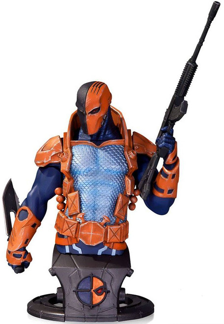 DC The New 52 Super Villains Deathstroke 6-Inch Bust