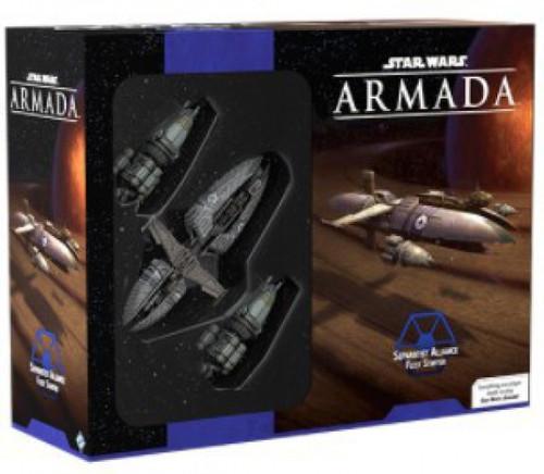 Star Wars Armada Separatist Alliance Fleet Starter