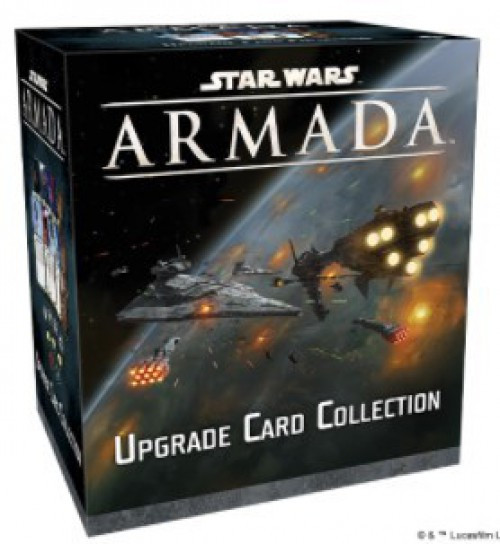 Star Wars Armada Upgrade Card Collection (Pre-Order ships December)