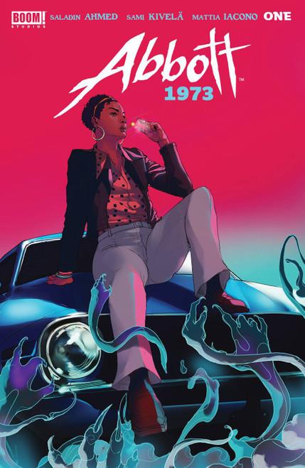 Boom! Studios Abbott 1973 #1 Comic Book (Pre-Order ships January)