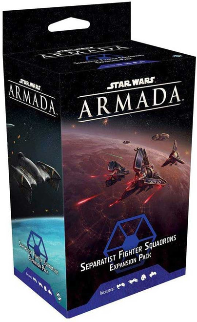 Star Wars Armada Separatist Fighter Squadrons Expansion Pack (Pre-Order ships December)