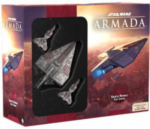 Star Wars Armada Galactic Republic Fleet Starter