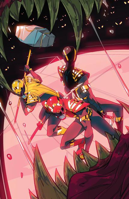 Boom Studios Power Rangers #3 Comic Book [Cover B Di Nicuolo] (Pre-Order ships January)