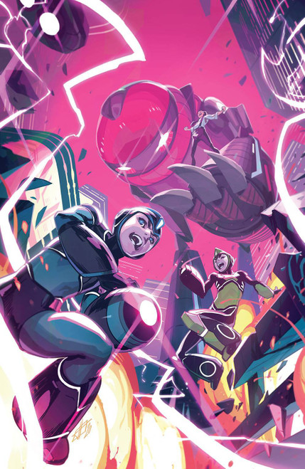 Boom! Studios Mega Man Fully Charged #6 Comic Book (Pre-Order ships January)