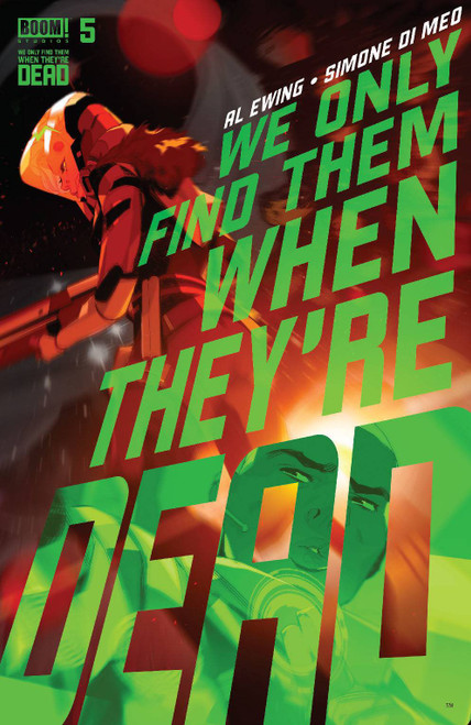 Boom! Studios We Only Find Them When They're Dead #5 Comic Book (Pre-Order ships January)