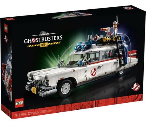 LEGO Ghostbusters Creator ECTO-1 Exclusive Set #10274
