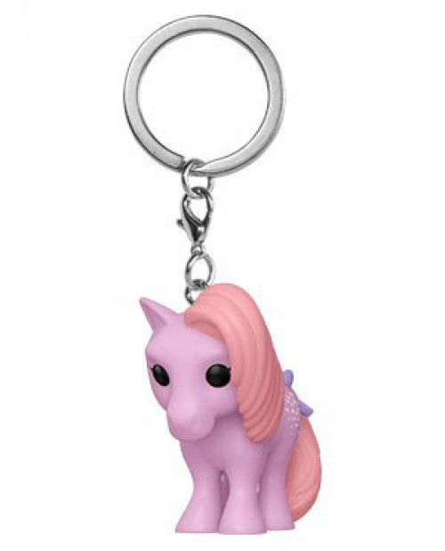 Funko My Little Pony Pocket POP! Cotton Candy Keychain (Pre-Order ships March)