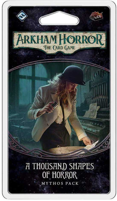 Arkham Horror The Card Game A Thousand Shapes of Horror Mythos Pack