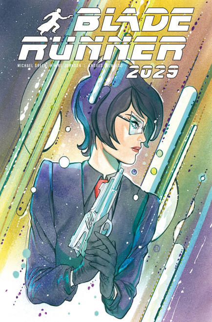 Titan Comics Blade Runner 2029 #2 Comic Book [Peach Momoko Cover A] (Pre-Order ships January)