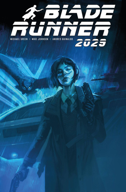 Titan Comics Blade Runner 2029 #2 Comic Book [Claudia Caranfa Cover C] (Pre-Order ships January)