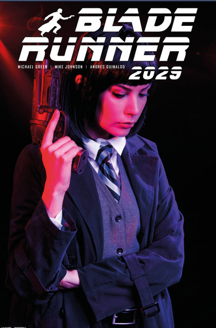 Titan Comics Blade Runner 2029 #2 Comic Book [Cosplay Cover D] (Pre-Order ships January)