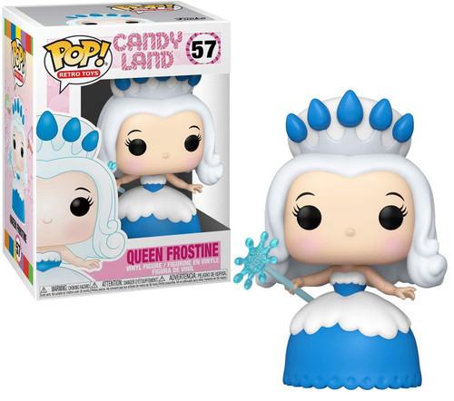 Funko POP! Candyland Queen Frostine Vinyl Figure #57