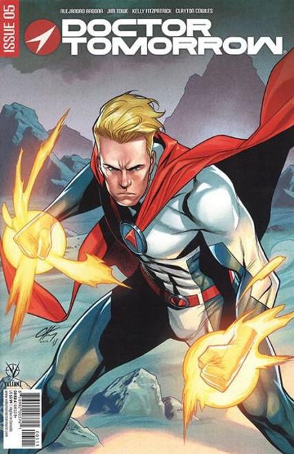 Valiant Comics Doctor Tomorrow, Vol. 2 #5A Comic Book