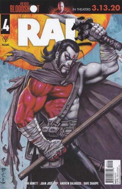 Valiant Comics Rai, Vol. 3 #4B Comic Book