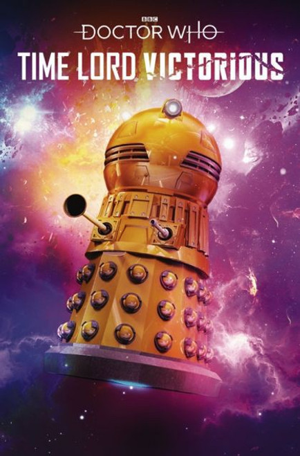 Titan Books Doctor Who: Time Lord Victorious #2B Comic Book
