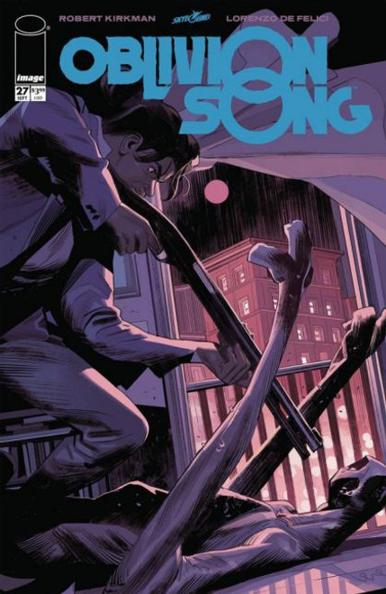 Image Comics Oblivion Song #27 Comic Book
