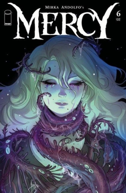 Image Comics Mirka Andolfo's Mercy #6A Comic Book