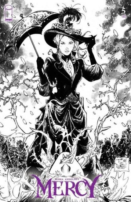 Image Comics Mirka Andolfo's Mercy #5B Comic Book