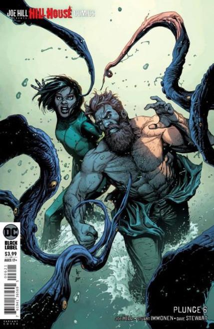 DC Comics Plunge #6B Comic Book