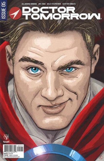 Valiant Comics Doctor Tomorrow, Vol. 2 #5B Comic Book