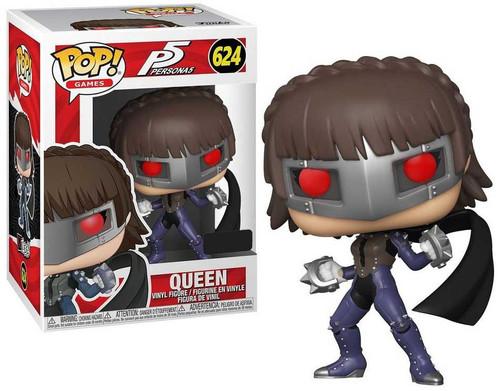 Funko Persona 5 POP! Video Games Queen Exclusive Vinyl Figure #624
