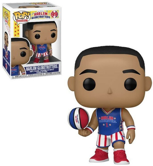Funko NBA POP! Sports Basketball Harlem Globetrotters Vinyl Figure (Pre-Order ships February)