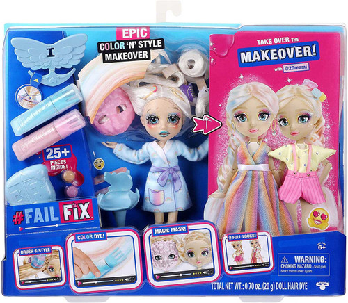 FailFix Take Over the Makeover @2Dreami Doll