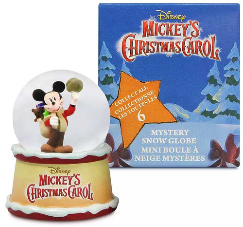 Disney Mickey Mouse 2020 Holiday Mickey's Christmas Carol Exclusive Mystery Pack