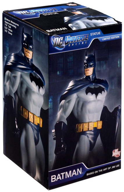 DC Universe Online Batman Statue