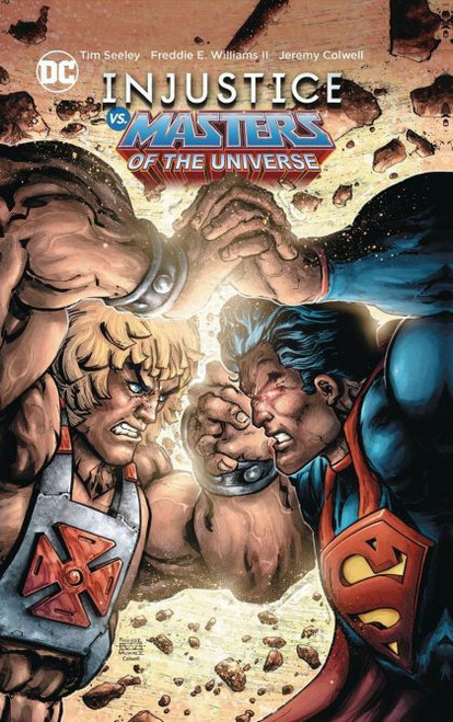 DC Comics Injustice vs. Masters of the Universe Trade Paperback