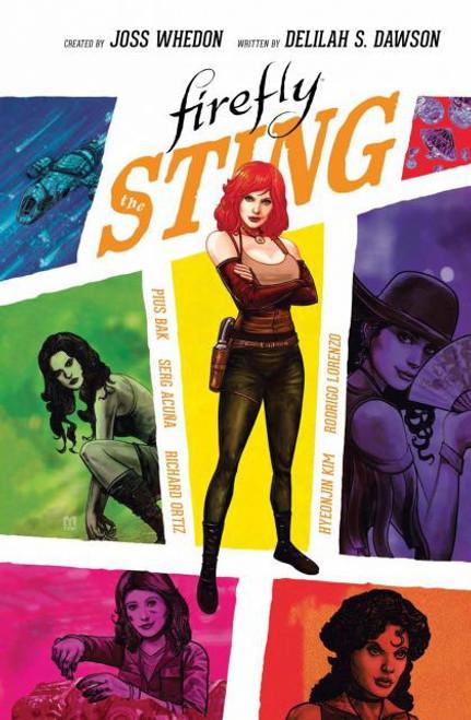 Boom! Studios Firefly Sting Hardcover