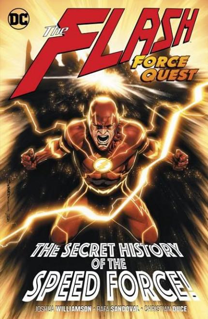 DC Comics Flash Force Quest Trade Paperback #10