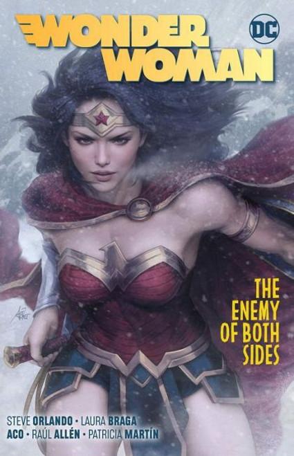 DC Comics Wonder Woman Enemy of Both Sides Trade Paperback #9