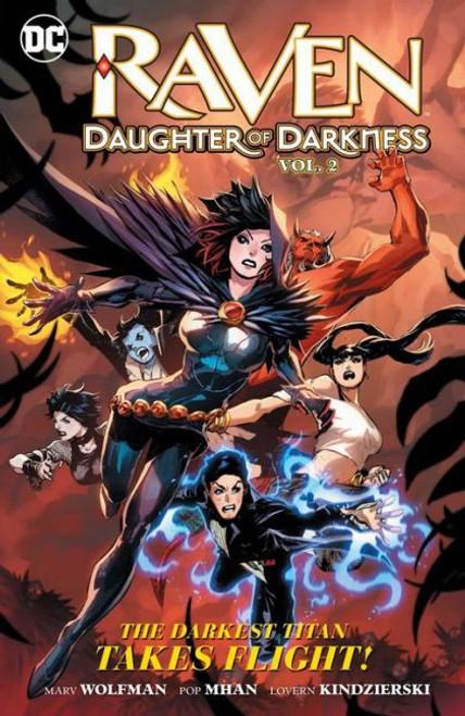 DC Comics Raven Daughter of Darkness Trade Paperback #2