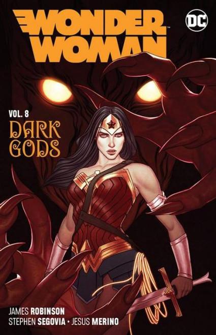 DC Comics Wonder Woman Dark Gods Trade Paperback #8