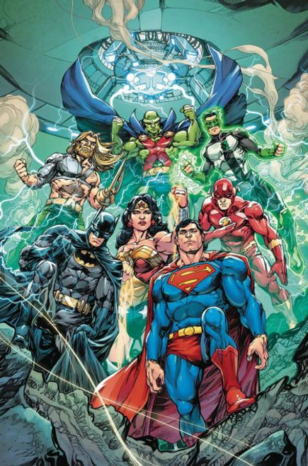 DC Comics JLA New World Order Trade Paperback