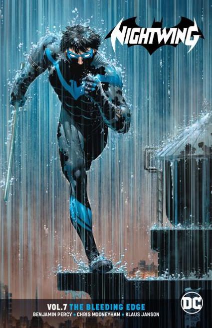 DC Comics Nightwing Bleeding Edge Trade Paperback #7