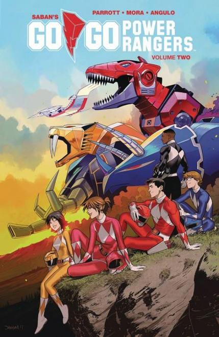 Boom! Studios Go Go Power Rangers Trade Paperback #2