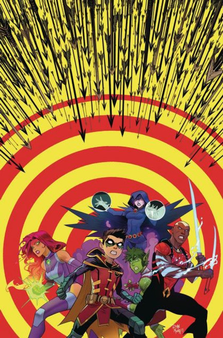 DC Comics Teen Titans Trade Paperback #3